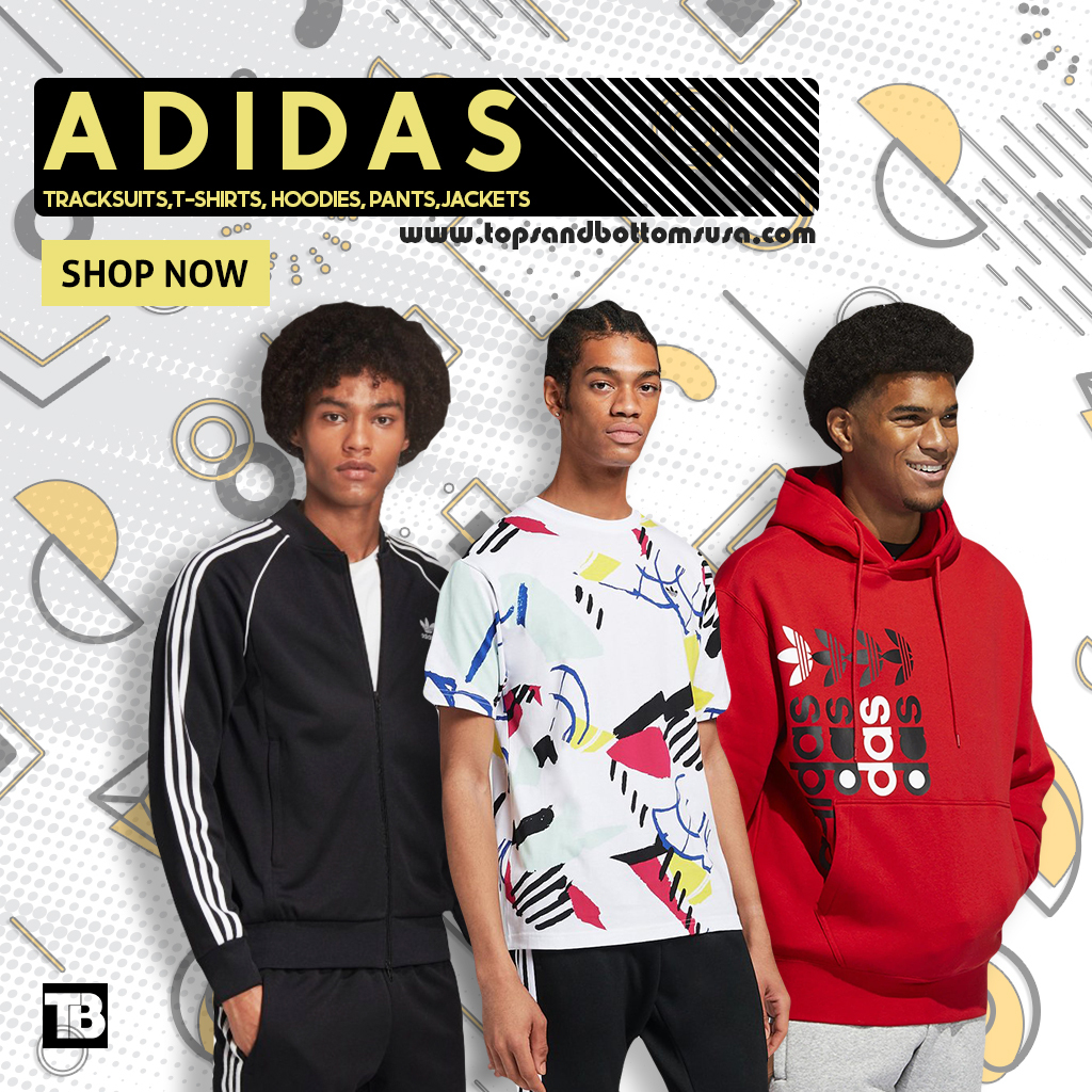 Adidas clothing usa