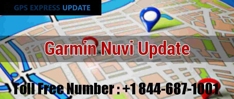 How To Upgrade Garmin Nuvi | Toll Free No : +1 844-687-1001