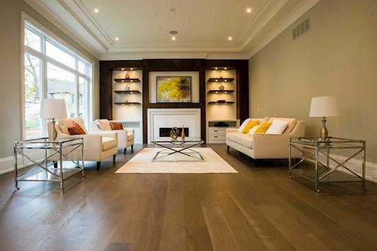Install High Quality Engineered Hardwood Flooring With European Flooring