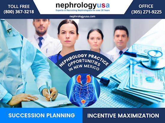 Available Nephrologist jobs in New Mexico | Nephrology Employment