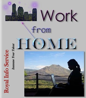 Royal Info Service Offer Data Entry Job Work from Home