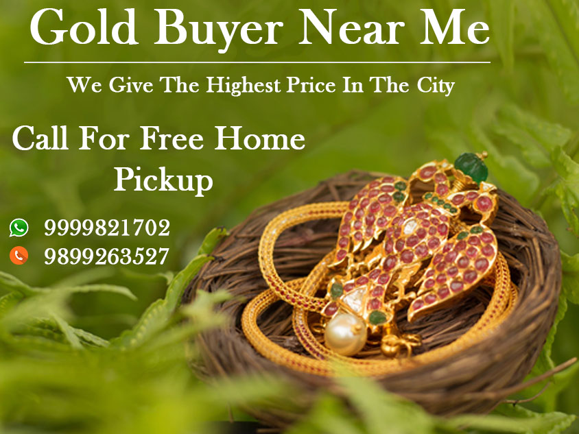 Cash For Gold Lajpat Nagar - Gold Buyer In Delhi