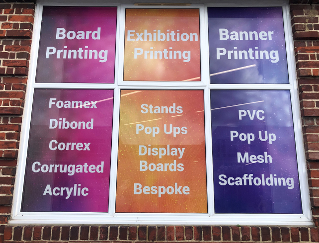 Want custom signage for your space? Visit Sign Company London