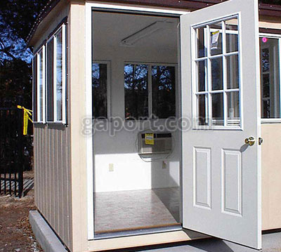Buy Portable Guard Booth