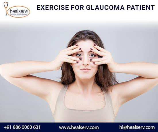 Exercise for Glaucoma Patient