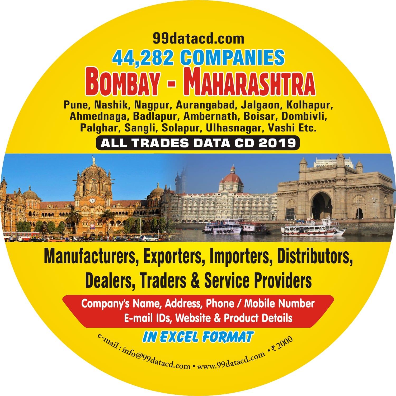 Maharashtra Industrial & Business Companies Directory & Data