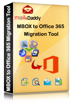 MailsDaddy MBOX to Office 365 <Migration Tool