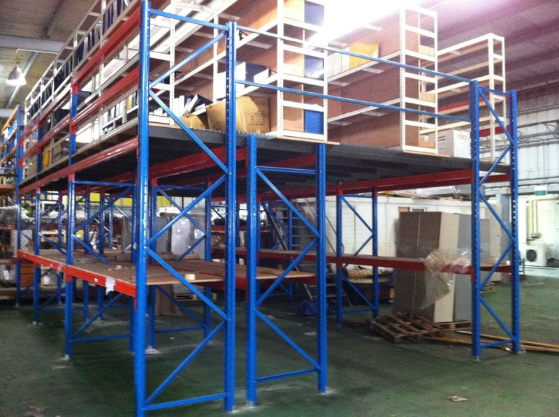 Running Out of Space? Get Mezzanine Floors in Singapore Today