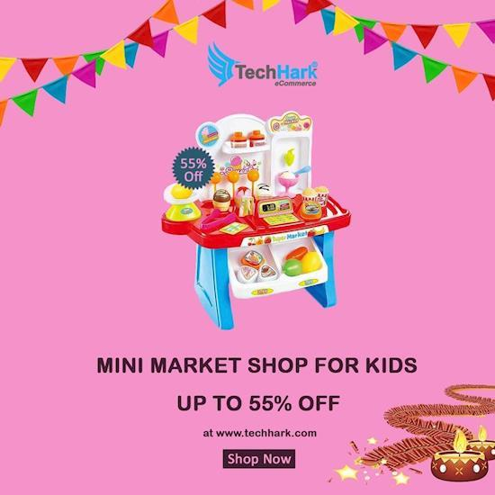 Diwali Offer on Kids Toys @ Techhark Up to 80% + Extra 10% off