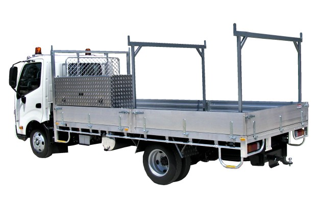 Custom Built Heavy Duty Aluminium Truck Bodies in Brisbane