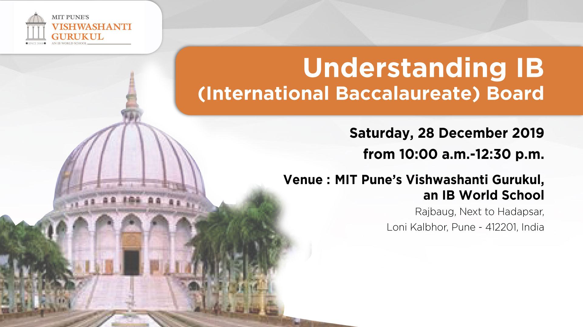 Understanding International Baccalaureate (IB) Board
