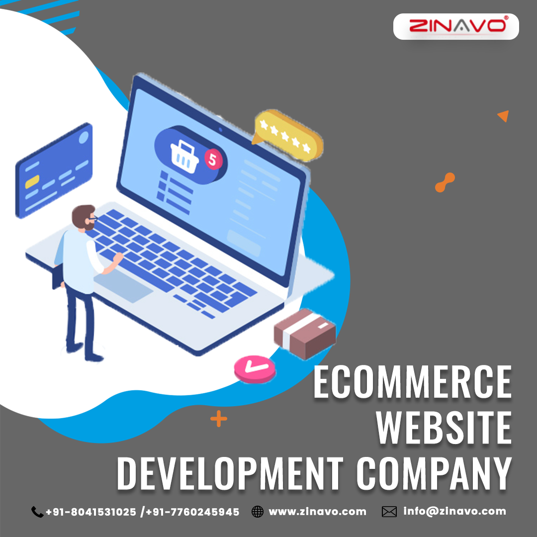 Ecommerce Website Designing & Web Development Company in Bangalore