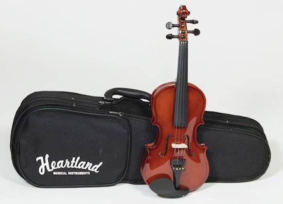 Heartland 1/8 Laminated Student Violin