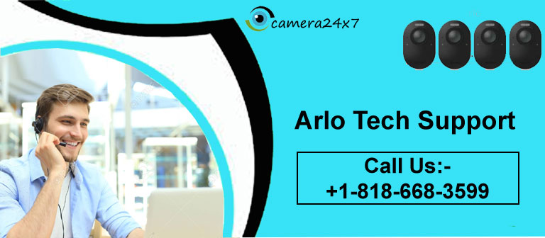 Take the help of Arlo Tech Support For any Arlo Camera Error