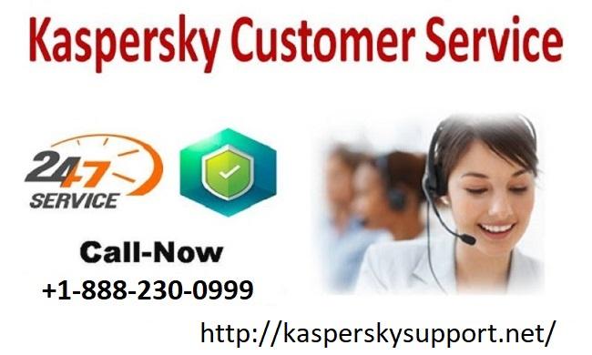 Kaspersky Antivirus Phone Number +1-888-230-0999
