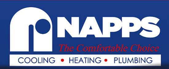 Napps Cooling, Heating & Plumbing