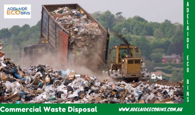 Adelaide Eco Bins Is Your Destination For Commercial Waste Removal Needs