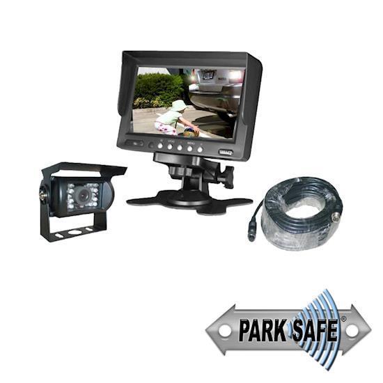Buy Parksafe Reversing Cameras, Monitors & Parking Sensors Online in Australia