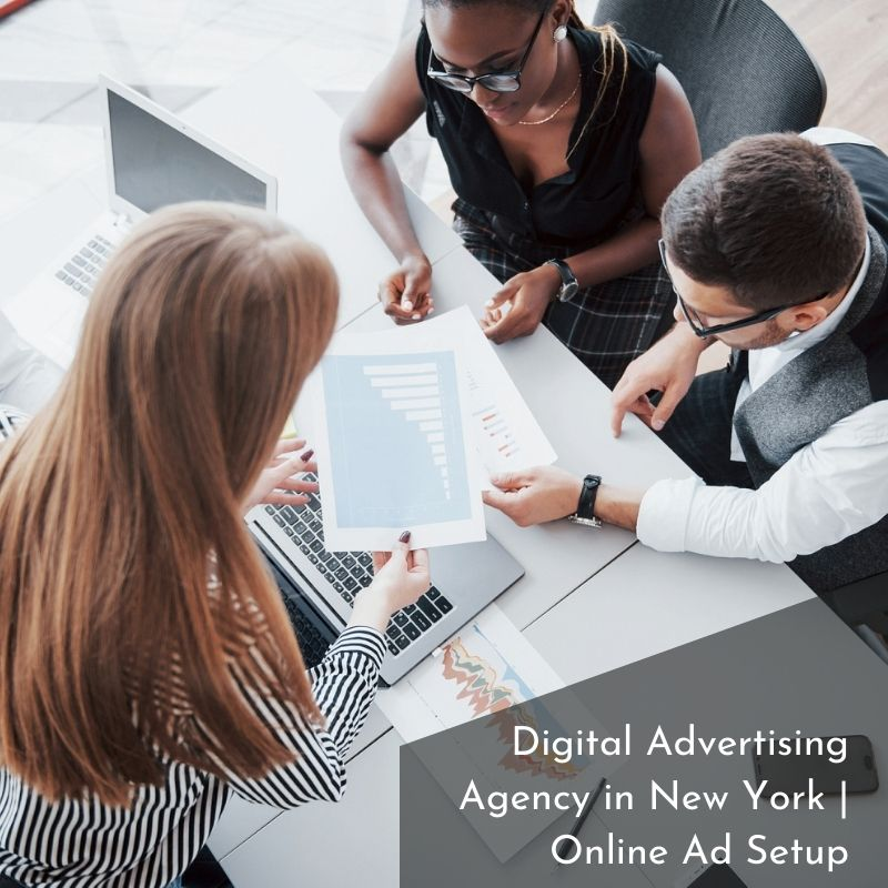 Digital Advertising Agency in New York   Online Ad Setup