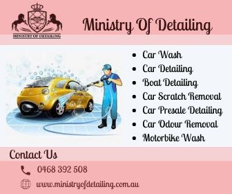 Car Detailing and Interior Clean Service
