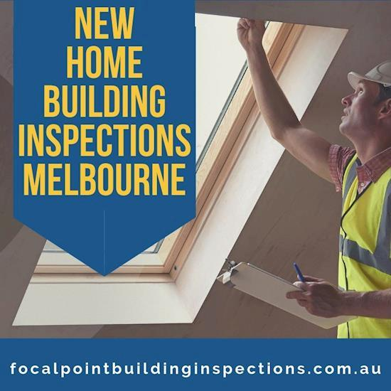New home Building Inspections in Melbourne