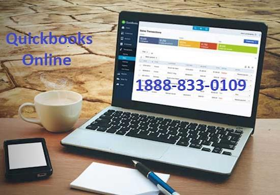 Quickbooks Desktop Support Phone Number + 1888-833-0109