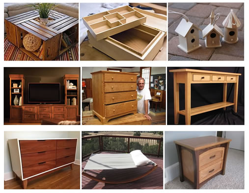 Announcing The World's Largest Collection of 16,000 Woodworking Plans