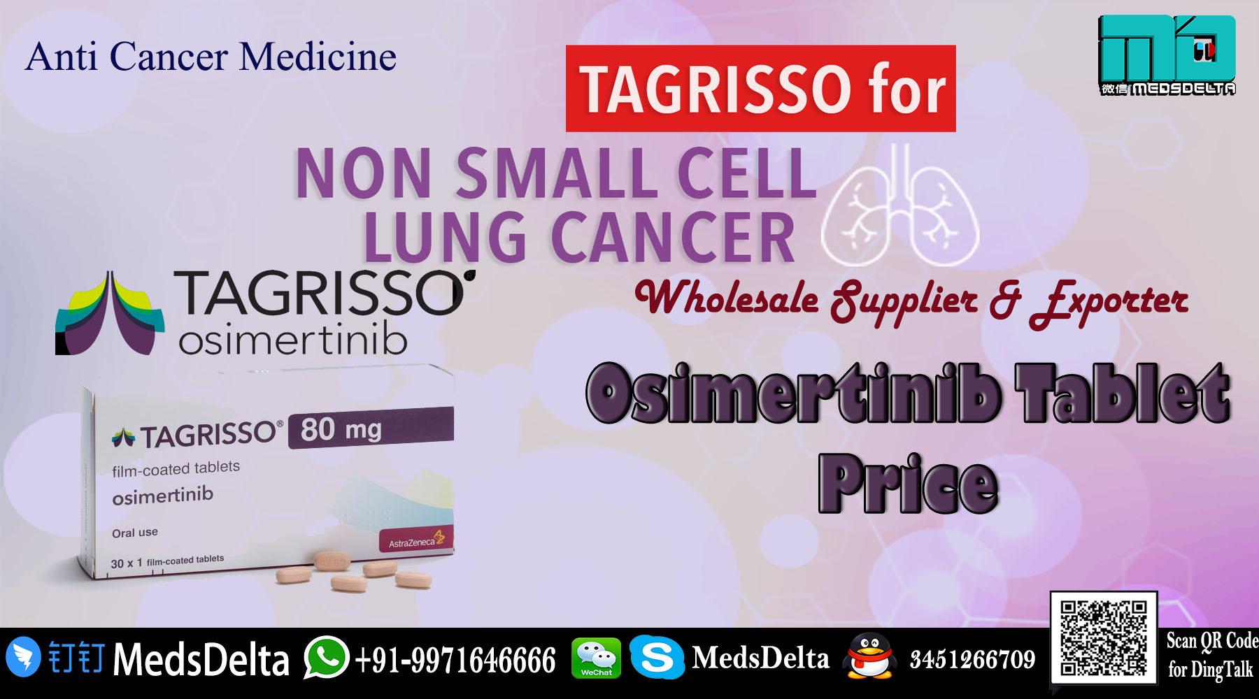 Osimertinib Price Online Tagrisso Supplier India