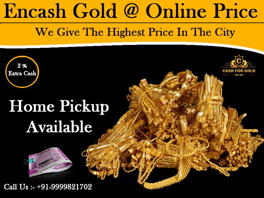 Gold Buyers in the Delhi NCR region.