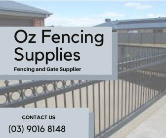 Best Gates and Fencing Maker in Melbourne