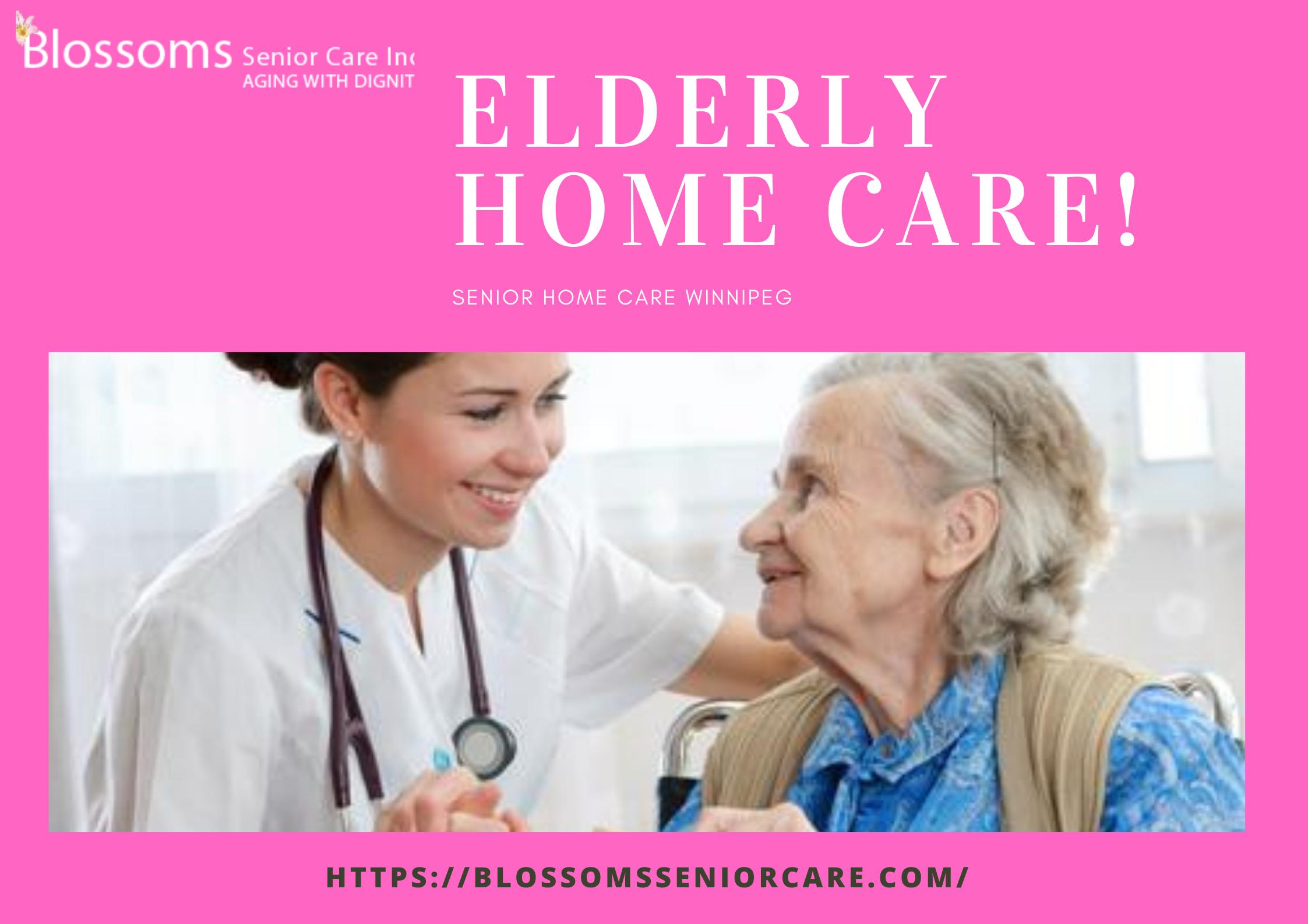 Elderly Home Care Winnipeg - Best Care Givers in Winnipeg