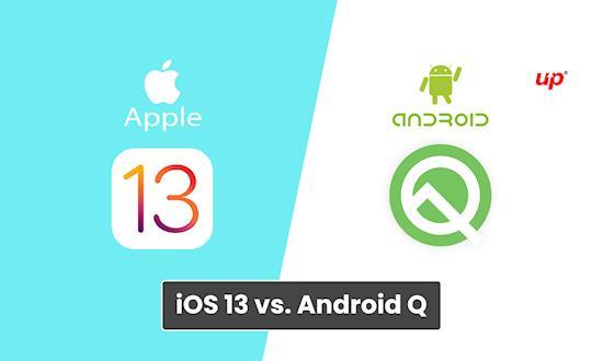 iOS 13 vs. Android Q: Which One You Should Go For?