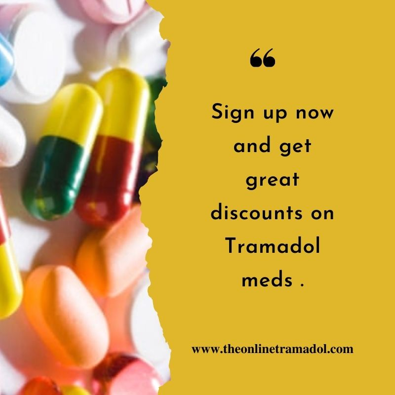 Sign up now to buy Tramadol medication and get $15 off!