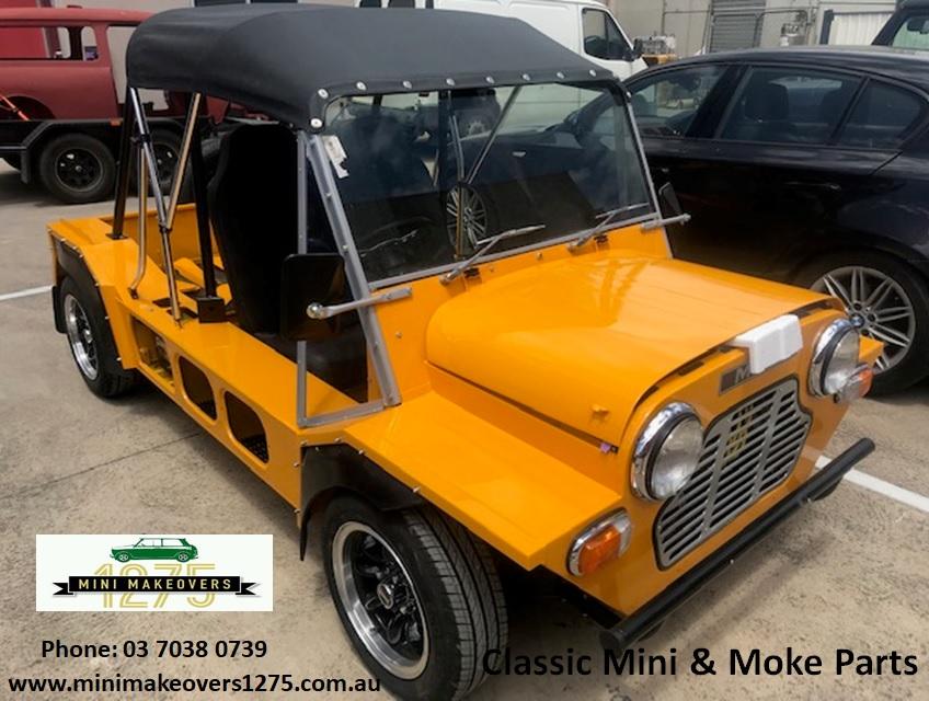 Classic Mini & Moke Parts Supplier in Australia