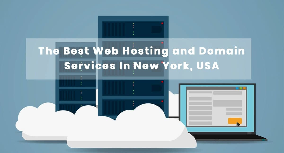 The Best Web Hosting and Domain Services In New York, USA | AmejTech