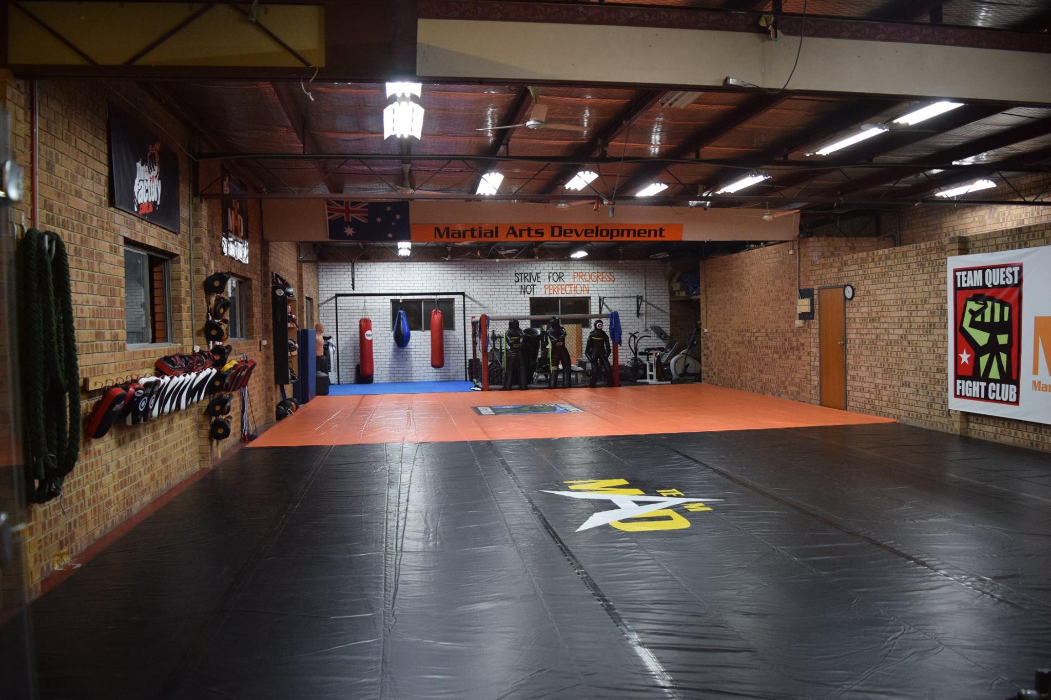Take Self Defence Classes at Martial Arts Development
