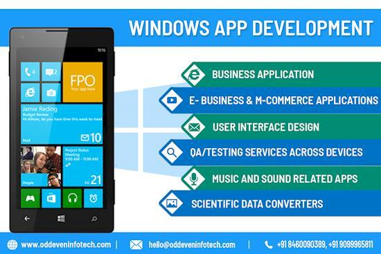 Best Mobile App Development Company | Oddeven Infotech