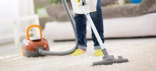 Water damage carpet cleaning in Elwood
