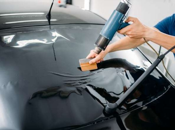 Best paint  protection films installers in San Francisco