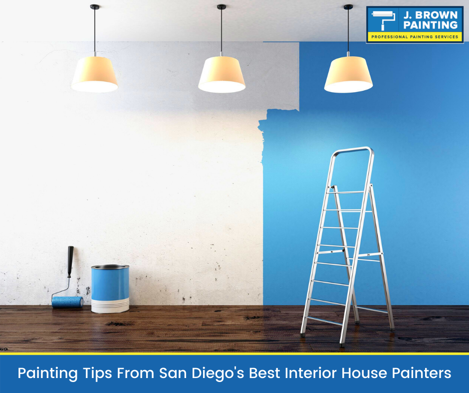 Best Painting Services In San Diego | J Brown Painting