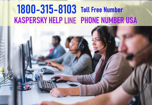 Kaspersky Helpline Phone Number USA