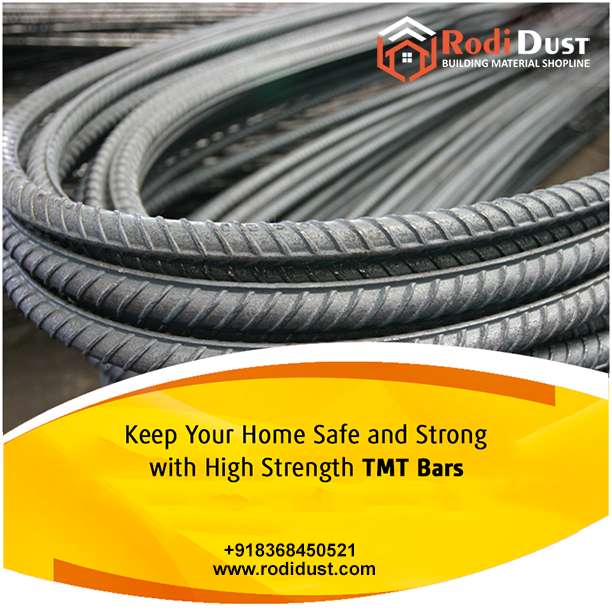 TMT Bars Suppliers in Gurgaon