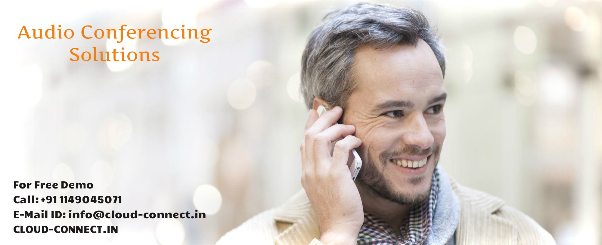 Web and Audio Conferencing