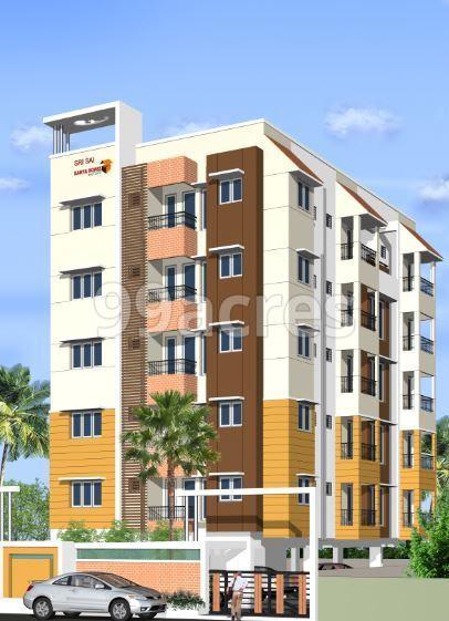 Kanya Homes - 1 bhk flat for sale in medavakkam, Pallikaranai, Velachery, Chennai