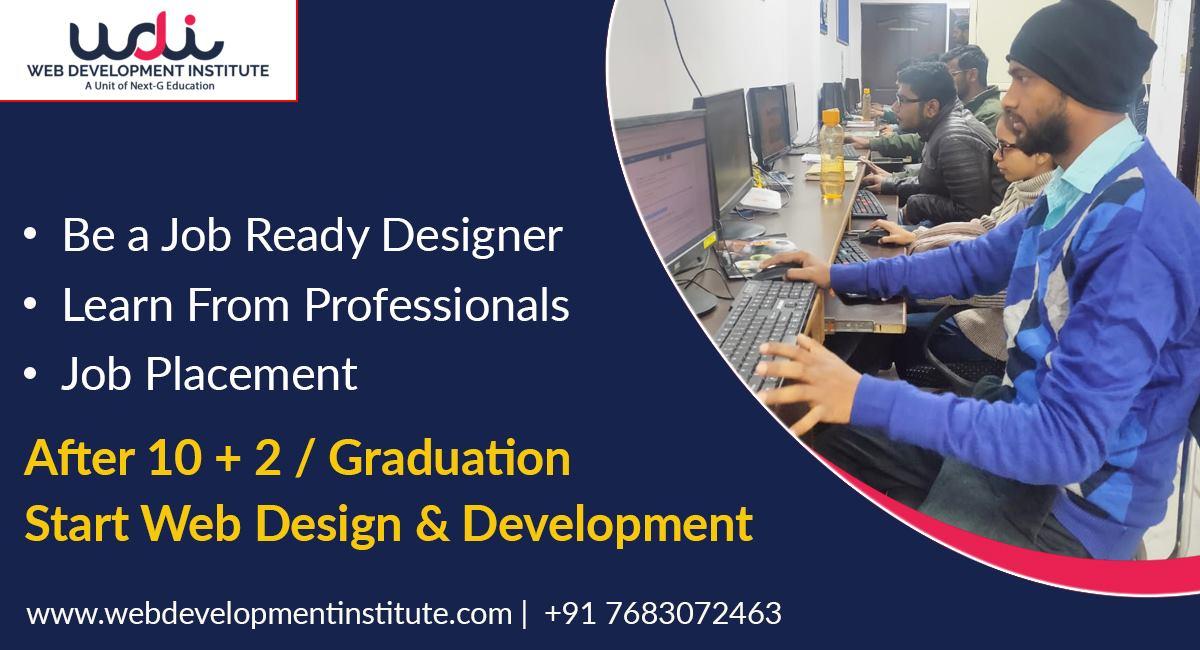 Web Development Institute in Rohini