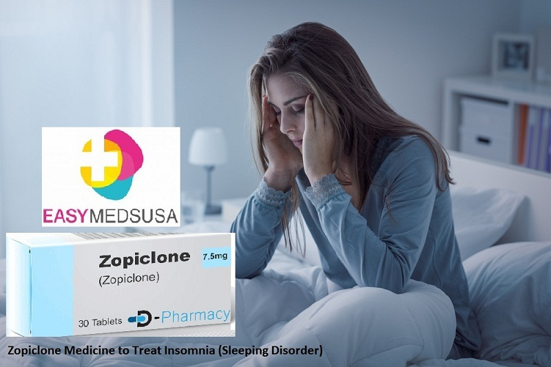 Zopiclone Medicine to Relieved From Insomnia