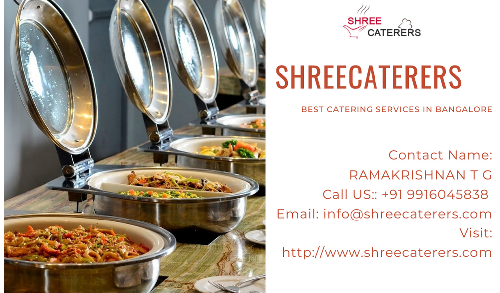 Top/Best Catering Services in Bangalore