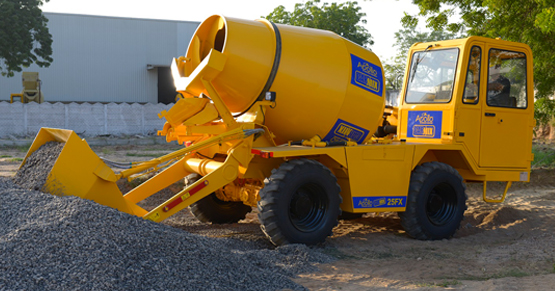 Cost-Effective Ready-Mix Concrete Plant by Apollo inffratech
