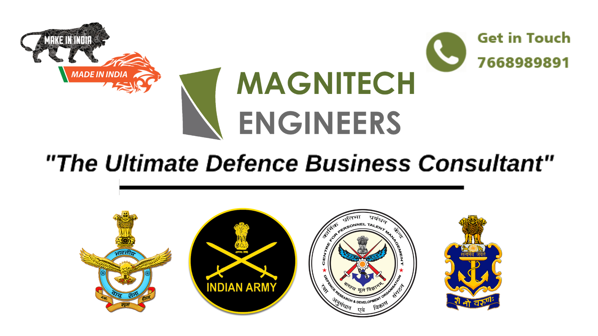 Defence Consulting Services