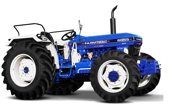 Farmtrac 6055 PowerMaxx 4WD in India| Tractorgyan